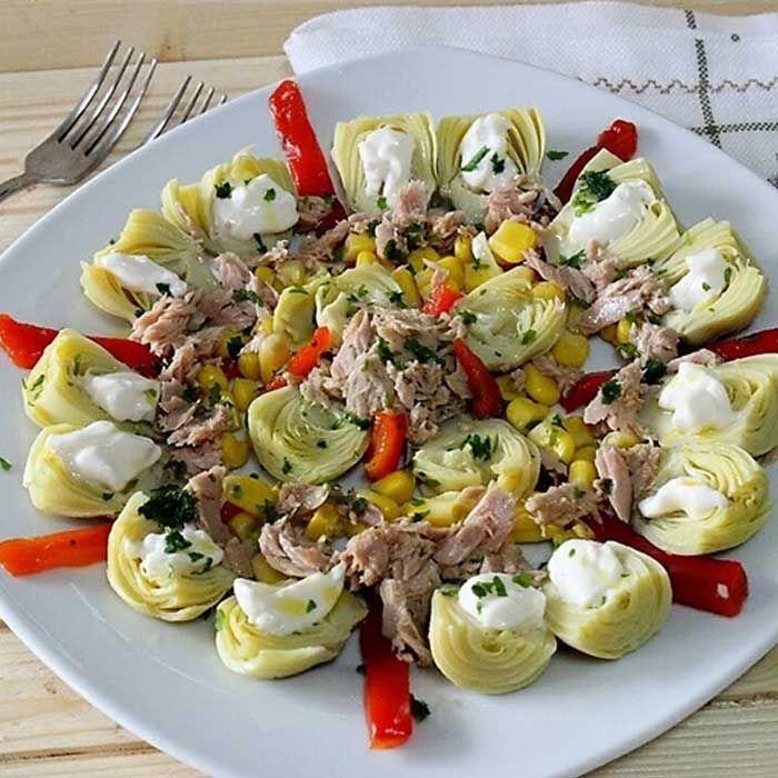 ensalada-alcachofas